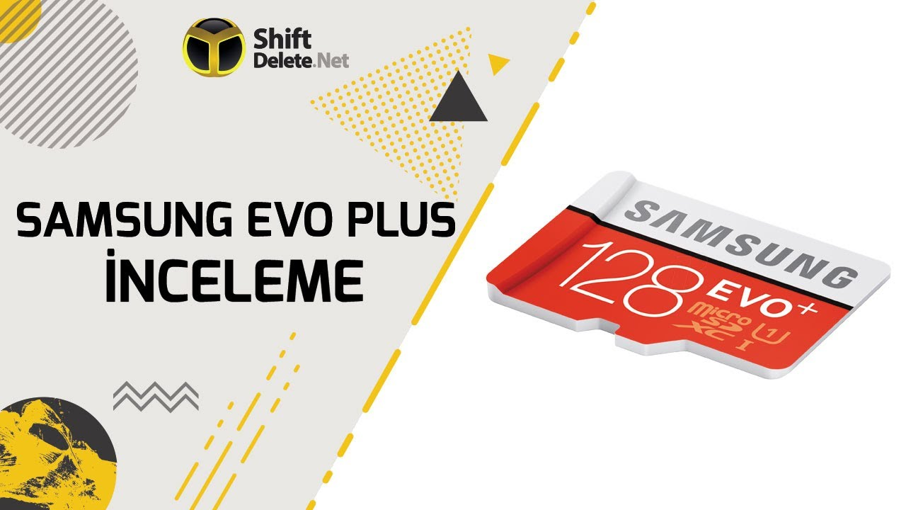 11da3abbd8631 Samsung Evo Plus İncelemesi - 4k Kayıt Yapanlara Microsd Kart! |  İzlesene.com