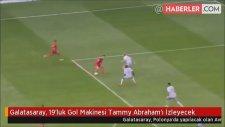 Galatasaray, 19'luk Gol Makinesi Tammy Abraham'ı İzleyecek