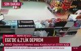 İzmir Depremi Sırasında Müşterinin Para Ödeme İsteği