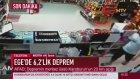 İzmir Depremi sırasında müşterinin para ödeme isteği