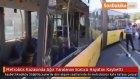 Metrobüs Kazasında Ağır Yaralanan Sürücü Hayatını Kaybetti