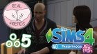 Arkadaş Buldum!!!! - The Sims 4: Parenthood #5