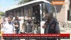 Eski Milli Futbolcu Tanju Çolak Ankara Adliyesi'ne Getirildi