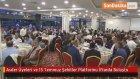 Asder Üyeleri ve 15 Temmuz Şehitler Platformu İftarda Buluştu