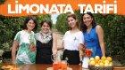 Ev Yapımı Limonata - Çilekli ve Şekersiz (1+ Yaş) | İki Anne Bir Mutfak