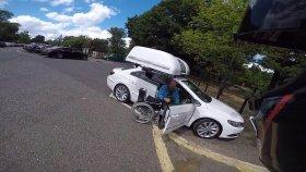 İlginç Engelli Otomobili