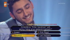 Kim Milyoner Olmak İster'i Kahkahalara Boğan Yarışmacı