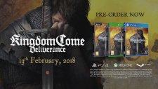 Kingdom Come Deliverance - Official E3 2017 Trailer (Open World Medieval Game 2018)