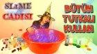 Kötü Cadı Slimer Öyle Bir Slime Yapıyorki Bütün Tutkalları Kullanıyor !!