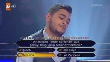 Milyoner Yarışmacısı Stüdyoyu Kahkahaya Boğdu