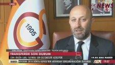 Sabri Sarıoğlu'nun Galatasaray'dan Ayrılması