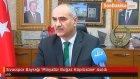Sivasspor Bayrağı 'Minyatür Boğaz Köprüsüne' Asıldı