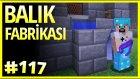 Balık Farmı 1.12, Balık Fabrikası, Sınırsız Balık Ve Kitap - Minecraft Türkçe Survival - Bölüm 117