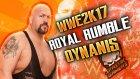 Big Show Efsanesi / 30 Adam 1 Ring : Royal Rumble - Wwe 2k17 Türkçe