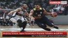Beşiktaş Sompo Japan-Fenerbahçe Maçında Tribünler Boşaltıldı