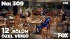 Onur ve Lale Aynı Kafede Pişti Olursa! - No: 309 12. Bölüm