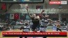 STBL Final Serisinde Fenerbahçe, Beşiktaş SJ'yi 86-80 Yendi