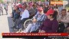 Engelli Rümeysa'nın En Büyük Hayalini Polisler Gerçekleştirdi