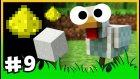 Glowstone Ve Quarz Tavukları, Nether Ziyareti - Çiftçicraft S2  - #9