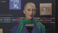 Sophia: İnsana En Çok Benzeyen Robot - Bbc Türkçe