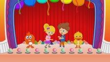 Hopla Topla ve Sevimli Dostlar ile Çizgi Film Çocuk Şarkıları