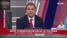 Rıza Çalımbay'dan Aatif Chahechouhe İddialarına Cevap