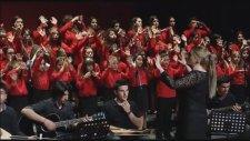 Sanat Gecesi Mavi Gezegen Şarkısı Koro İşaret Dili İle Söylüyor Haliç Kongre Merkezi 12.05.2017