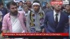 Trabzonspor, Bongonda ve Kamil Ahmet Çörekçi'yi Borsaya Bildirdi