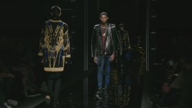 Balmain | Fall Winter 2017/2018 Full Fashion Show | Menswear
