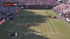 Federer ilk turda elendi!