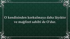 Nasser al Qatami - 74 - Müddessir Sûresi ve Meali [Kıraat 2]