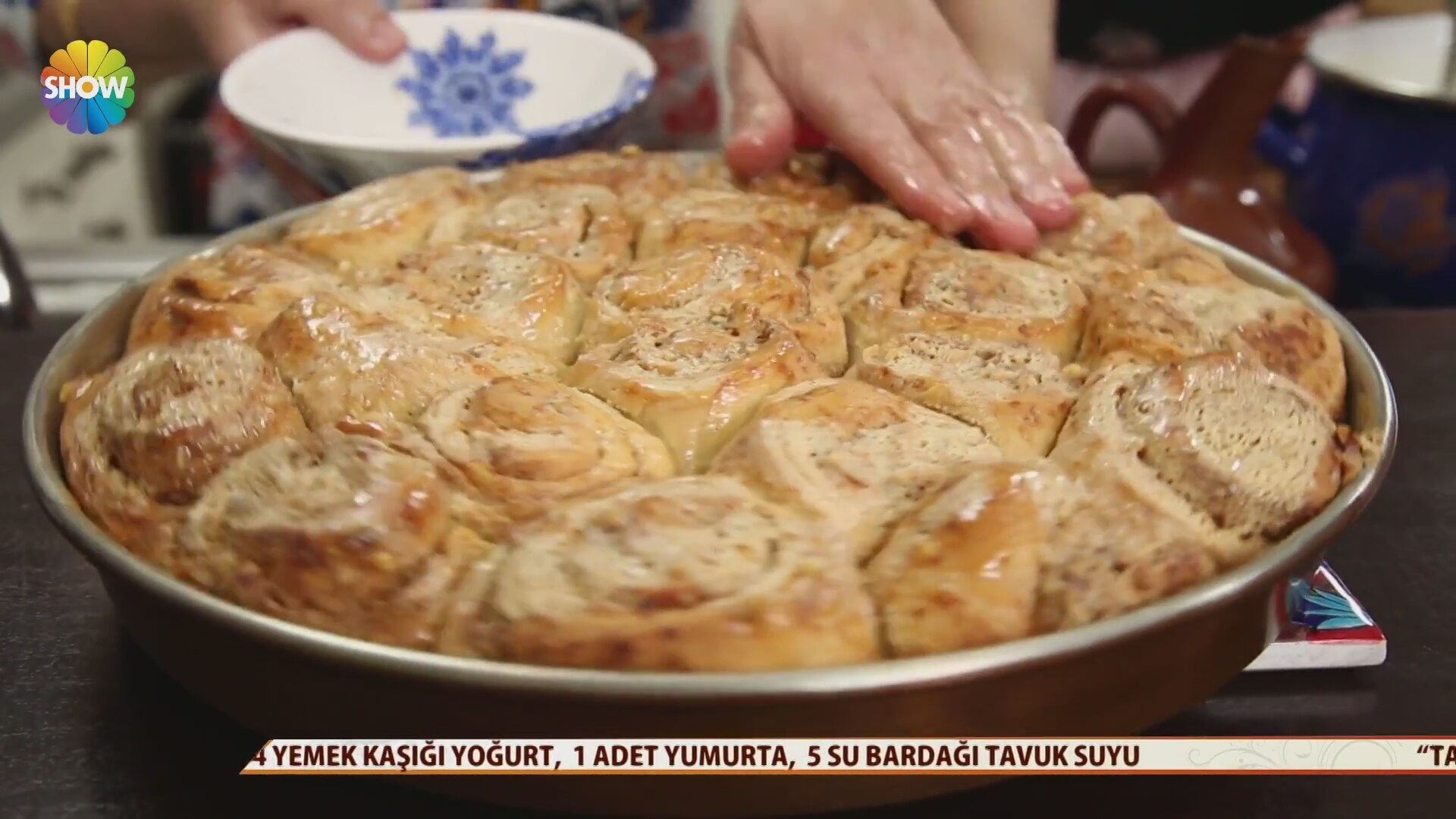 Tavuklu Düğün Çorbası Videosu
