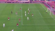 Yardım Maçında David Trezeguet'den Van Basten Volesi!
