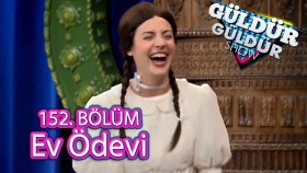 Güldür Güldür Show 152. Bölüm, Ev Ödevi