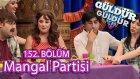Güldür Güldür Show 152. Bölüm, Mangal Partisi