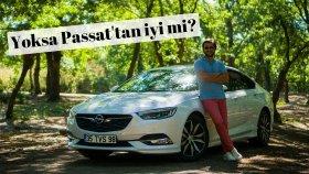 Opel Insignia Grand Sport Test Sürüşü