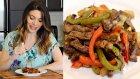 Pratik Renkli Biberli Et Tarifi | Canan Kurban | Yemek Tarifleri
