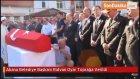 Abana Belediye Başkanı Rıdvan Oyar Toprağa Verildi
