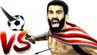 Arda Turan Kavgada ! 20 Futbolcuya Karşı Çılgın Türk !