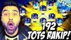 Italya Lıgı Tots Challenge ! Fut Draft Survivor