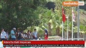 Kıbrıs'ta Ralli Heyecanı
