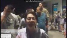 Manisa'da Zehirlenen Askerlerin İsyan Etmesi