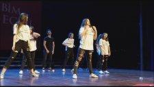 MEKTEBİM SANAT GECESİ Modern Dans Hip Hop Didem Karataş ve Şener Şenin Sunumuyla