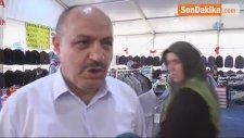 Sancaktepe'de Büyük İndirim Çadırı Açıldı