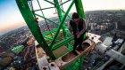 Vince Tırmanan Çılgın İkilinin Gözünden Yüzlerce Metre Yükseklikten Londra