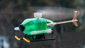 Çeşitli Malzemelerden Mini Helikopter Yapımı