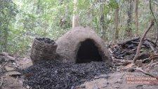 Doğada Tek Başına Yaşam -  Kömür Yapımı