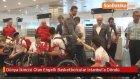 Dünya İkincisi Olan Engelli Basketbolcular İstanbul'a Döndü