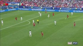 Portekiz 2-2 Meksika (Maç Özeti - 18 Haziran 2017)