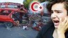 Türkiye De Yaşanan Trafik Kazaları !
